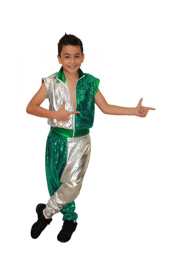 Image of 'Out of this World' costume set for boys by JAKSA