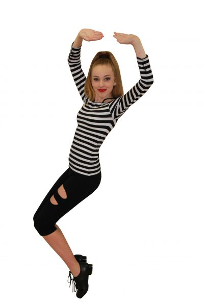 Image of a girl in 'Jailhouse Rock' senior costume by JAKSA