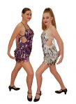 Burlesque – Silver & Purple
