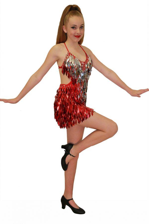 Burlesque - Red