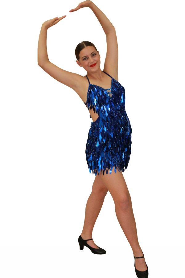 Burlesque - Blue