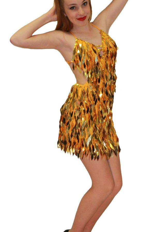 Burlesque - Gold