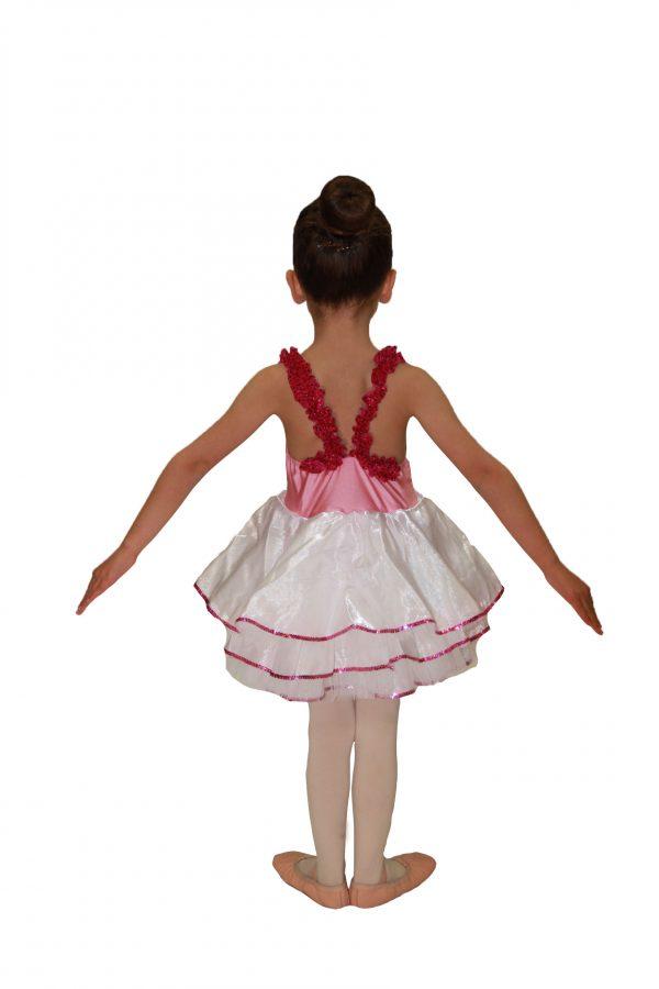 Sugar Plum Fairy (Pink Material Embellishment)