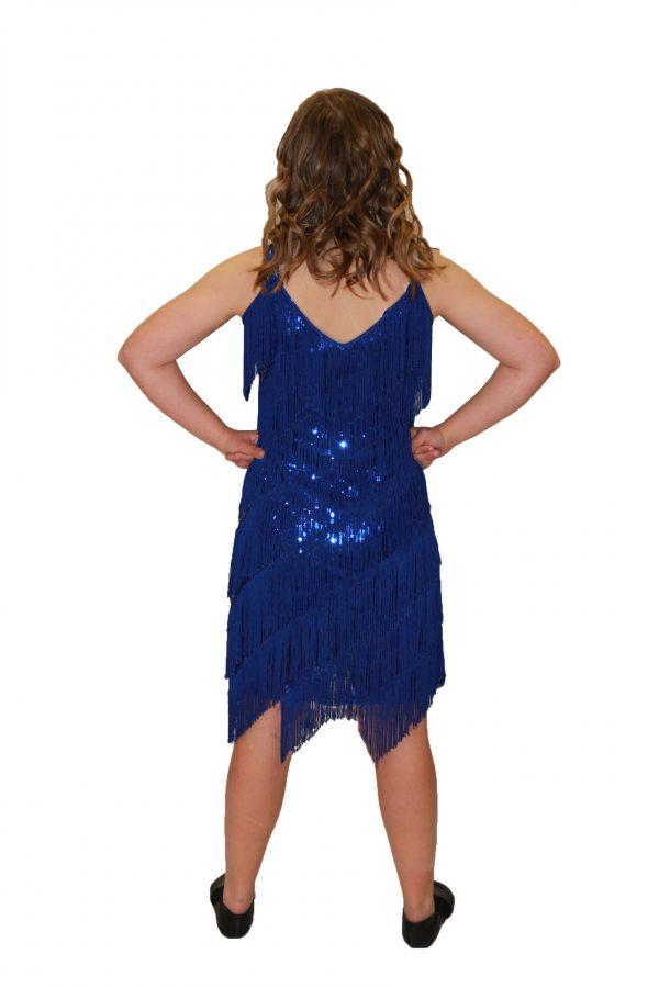 Roaring Fringe (Blue)